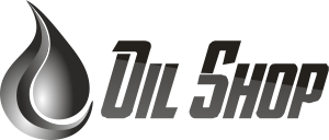 OIL SHOP Logo